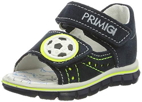 PRIMIGI Baby Jungen PTZ 33804 Sandalen, Blau (Navy 3380400), 18 EU