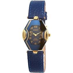 Akzent Damen-Uhren mit Polyurethan Lederband SS7303000015