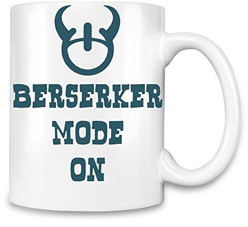 Berserker mode on Tazzina da caffè