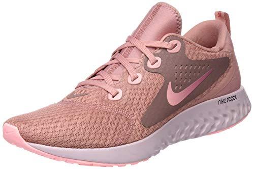 Nike Wmns Legend React, Zapatillas para correr para Mujer, Rosa (Rust