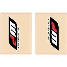 KTM - Adhesivos para horquilla de suspensión