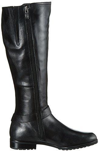 Caprice 25550, Bottes Classiques Femme Noir (Black 001)