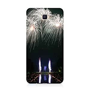 Hamee Designer Printed Hard Back Case Cover for Samsung Galaxy A7-2017 / A7 2017 Design 9292