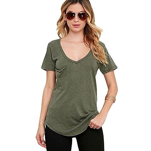 MEINICE - T-Shirt - Femme - - XL