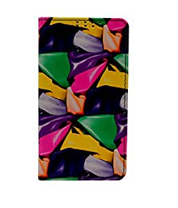 YDP Flip Cover designed for MICROMAX CANVAS JUICE 2