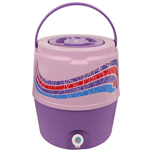 Cello Kool Star Water Jug 5000 ml, Lavender Colour