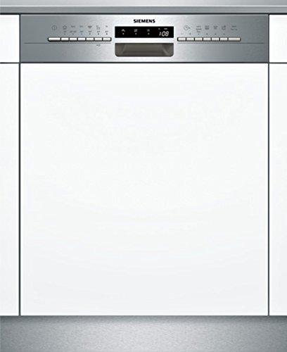 Siemens SN536S01CE iQ300 Geschirrspüler teilintegriert/A+++ / AquaStop/varioSpeed / infoLight/vario Korb/edelstahl