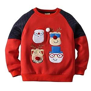 Sudaderas para Navidad Bebé Camisetas