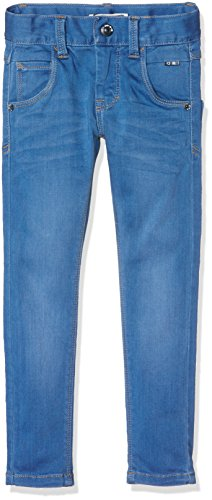 NAME IT Jungen NITCLAS XSL DNM Pant NMT NOOS Jeanshose, Blau (Medium Blue Denim), 140