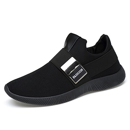 Schwarz Schuhe Frauen Für (Sneakers, Gracosy Herren Damen Turnschuhe Laufschuhe Freizeitschuhe Unisex Casual Schuhe Schwarz)
