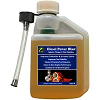 HYDRA DIESEL POWER BLAST INJECTOR CLEANER Fuel Additive 250ml Treats Up To 375 Litre
