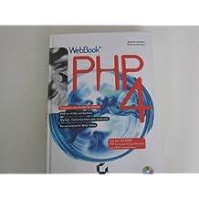 PHP 4 : [Projekte für Profis , PHP in HTML einbetten , MySQL: Datenbanken per Internet , personalisierte Web sites , auf der CD-ROM: PHP 4.x sowie fertige Beispiele zum Weiterverarbeiten].