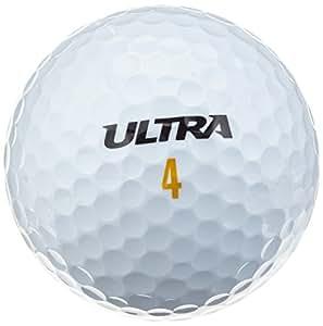 Wilson Men's Ultra Ultimate Distance Golf Ball (Pack of 24)