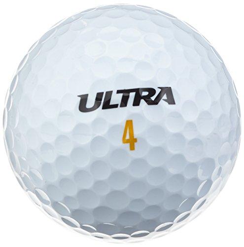 Wilson Golfbälle Ultra, weiß, 24...