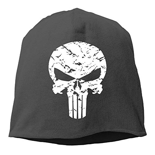 apnzll Punisher Logo Beanies Cap for Adult (5 Colors)