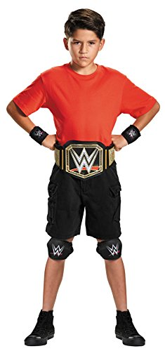 Disguise WWE Champion Kit Child WWE Costume, One -