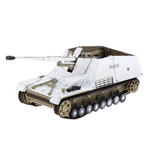 Kesoto carri armati militare tedesco nashorn 1944 tank esercito ww2 soldato arma giocattoli per bambini