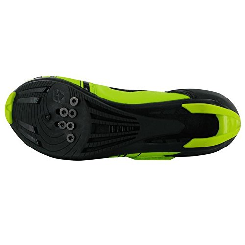 Muddyfox Mens RBS100 Cycling Shoes Breathable Cycle Bike Sport New Yellow UK 9