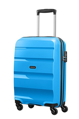 American Tourister - Bon Air Spinner S (55cm-31,5L) Bleu Pacifique
