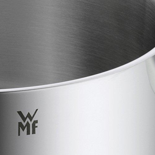 WMF Nudeltopf Ø 24 cm ca. 7l Schüttrand Glasdeckel Cromargan Edelstahl poliert induktionsgeeignet spülmaschinengeeignet