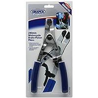 Draper Expert 30838 - Alicates para pistones de freno de motocicleta (24 cm)