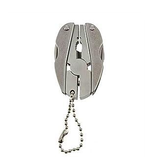 Juego de cortadores de Bolsillo multifunción, Mini alicates Plegables para Llavero, Destornillador, Regard