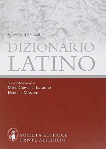 Vocabolario latino