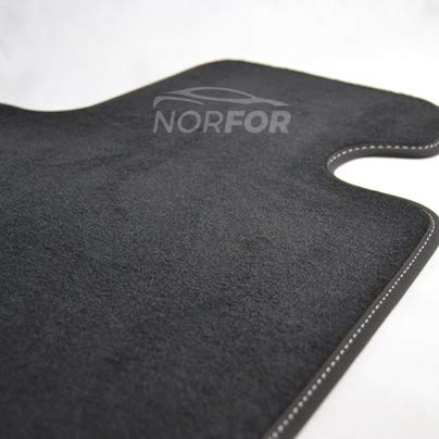 NORFOR Tapis BMW Serie 1 E87 (5p) (2004-2011)