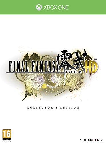 Final Fantasy: Type-0 - HD Collector's Limited Edition [Importación Italiana]