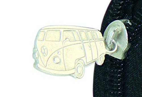 VW Collection by Brisa-Borsa a tracolla, motivo: cerchi Blu