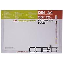 COPIC Markerblock DIN A4, 70 g qm, 50 Blatt 8007057452426