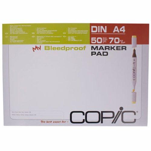 Copic Markerblock - DIN A4 - 50 Blatt