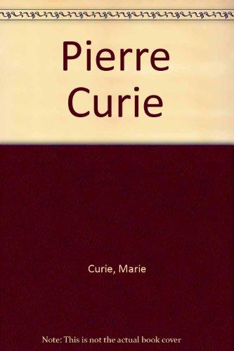 Descargar Libro Pierre Curie de Marie Curie