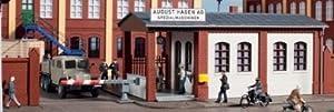 Auhagen - Casa de decoración para modelismo ferroviario (11434)