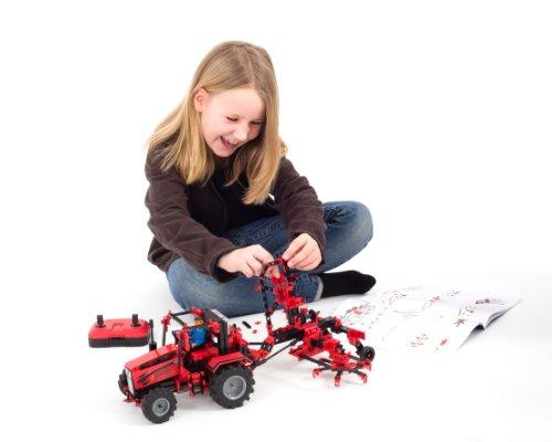 IR Control Tractor Set – Fischertechnik - 12