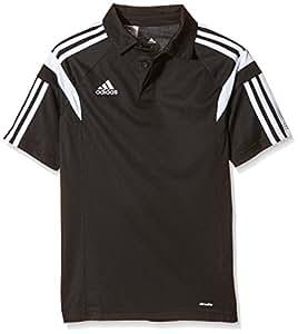 adidas Kinder Poloshirt Condivo14 CL Y, Black, 116, F76960