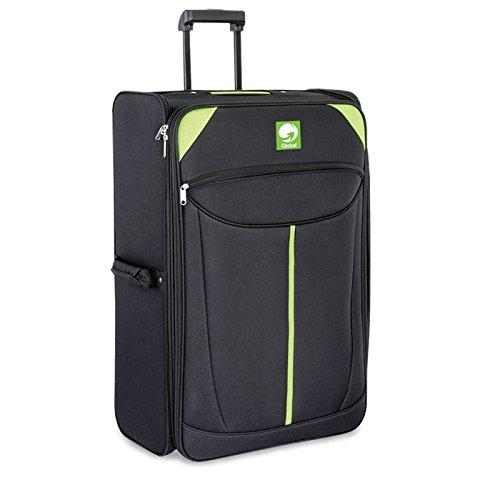 Cabin Max Global – Large bagage à roulettes léger et pliant – 107L