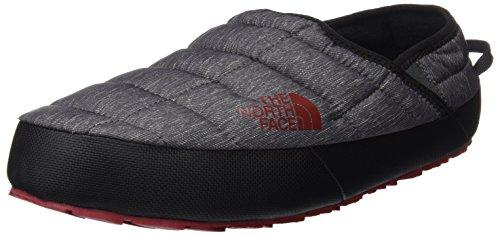 North Face T0CKJ6, Pantofole a Collo Basso Uomo, Grigio (NKM), 40.5 EU