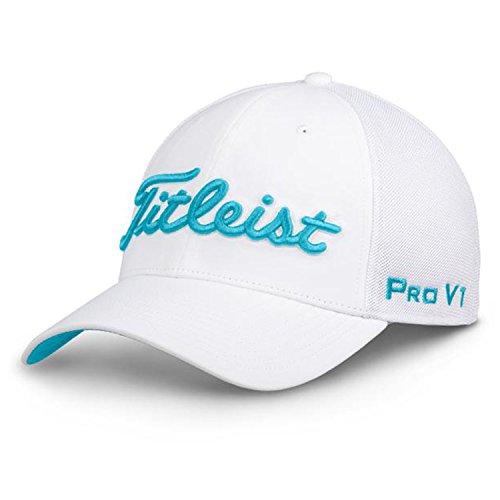 Titleist Casquette du Golf (Tour Sports Mesh) (White...