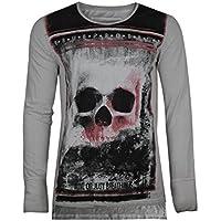 trueprodigy uomo T-Shirt Maglietta Manica Lunga Still