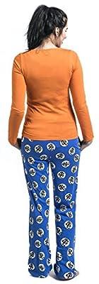 Dragon Ball Z Kame Pyjama orange/bleu