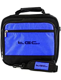 Panasonic DVD-LV50 Portable DVD Player Twin compartment Case Bag by TGC ®