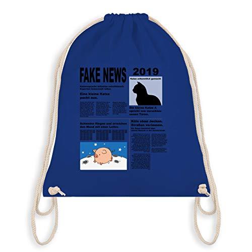 Karneval & Fasching - Fake News 2019 Kostüm -
