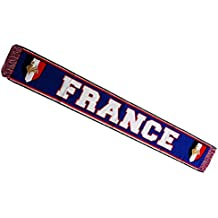 e6efe05f2535 Echarpe supporter - FRANCE - Collection supporter football - Taille 138 cm