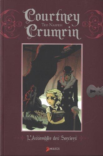Courtney Crumrin - tome 2 L'Assemblée des Sorciers - Couleur (2) par Ted Naifeh