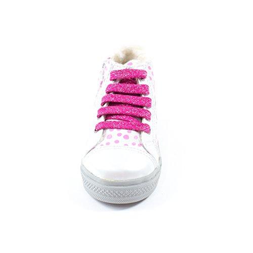 Boots blanc 141920C - Agatha Ruiz de la Prada Blanc