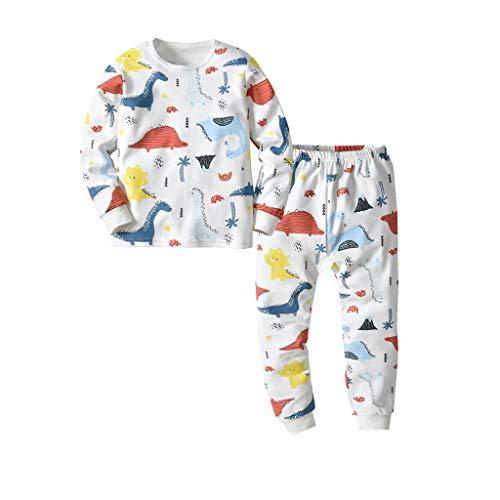 Enfants Bébés Filles,Oddler Enfants BéBé Fille Sheep Print Pyjamas VêTements De Nuit Hauts Pantalons Outfits SetTutu Cérémonie Party Soirée Carreaux Bowknot DaySing