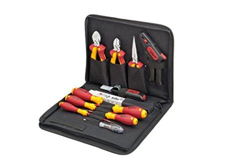 Preisvergleich Produktbild Wiha 9300025  SMD-Pinzette Professional ESD.ZP 50 0 14 117