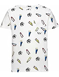 Camiseta Name It Nithioes Blanco