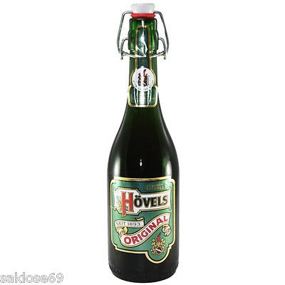12 Flaschen a 0,5L Hövels Bitter a Bügel inc. Pfand Orginal inc.1.80€ MEHRWEG Pfand